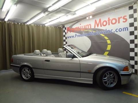 1999 BMW 3 Series for sale at Premium Motors in Villa Park IL