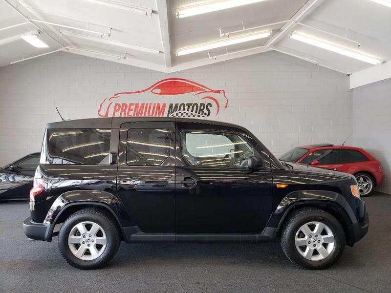 2010 Honda Element Awd Ex 4dr Suv 5a In Villa Park Il Premium Motors