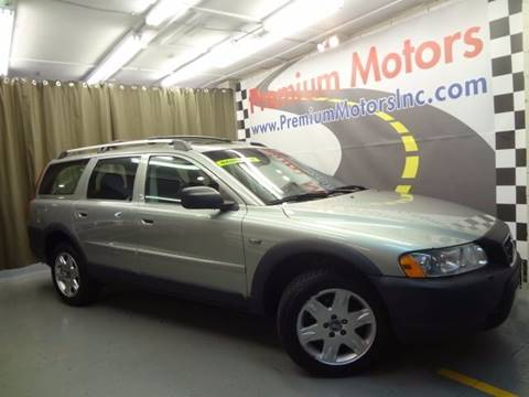 2005 Volvo XC70 for sale at Premium Motors in Villa Park IL
