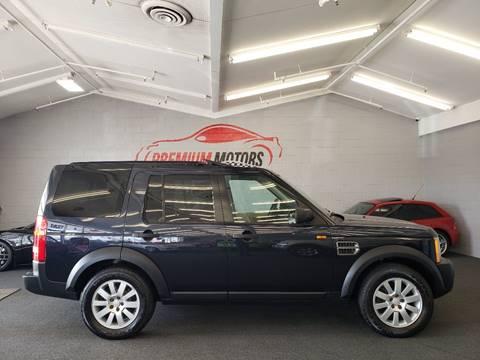 Land Rover Used Cars For Sale Villa Park Premium Motors