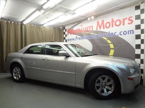 2006 Chrysler 300 for sale at Premium Motors in Villa Park IL