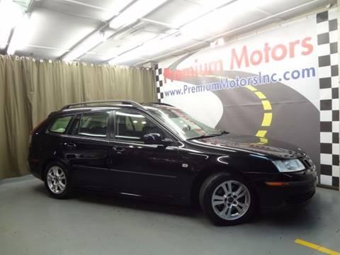 2006 Saab 9-3 for sale at Premium Motors in Villa Park IL