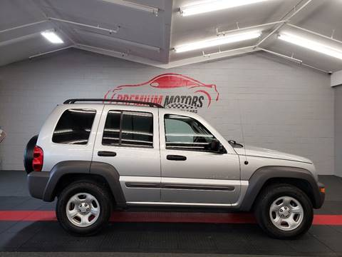 2003 Jeep Liberty for sale in Villa Park, IL