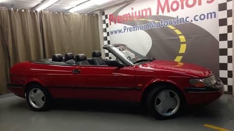 1996 Saab 900 for sale at Premium Motors in Villa Park IL