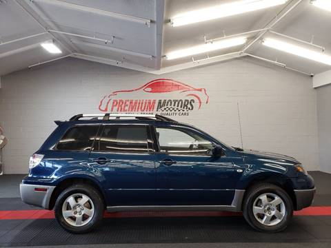2004 Mitsubishi Outlander for sale in Villa Park, IL