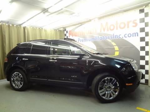 2010 Lincoln MKX for sale at Premium Motors in Villa Park IL
