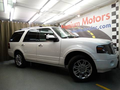 2012 Ford Expedition for sale at Premium Motors in Villa Park IL