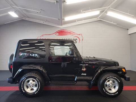 2000 Jeep Wrangler for sale in Villa Park, IL