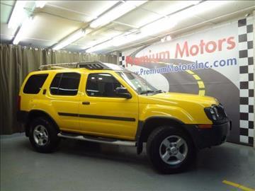 2004 Nissan Xterra for sale at Premium Motors in Villa Park IL
