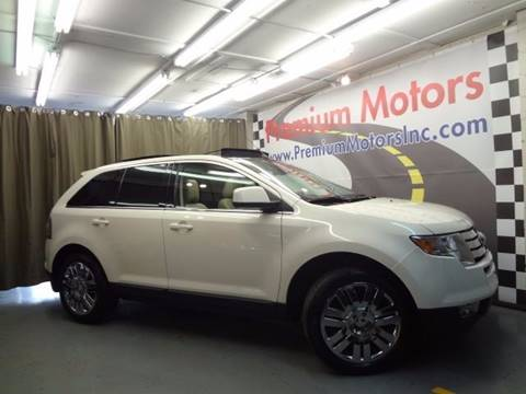2008 Ford Edge for sale at Premium Motors in Villa Park IL