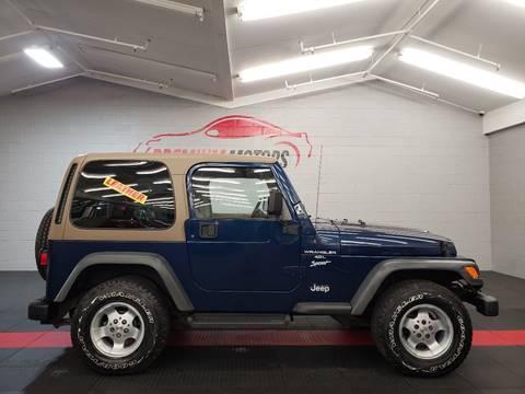 2001 Jeep Wrangler for sale in Villa Park, IL