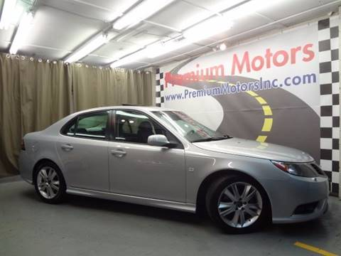 2008 Saab 9-3 for sale at Premium Motors in Villa Park IL