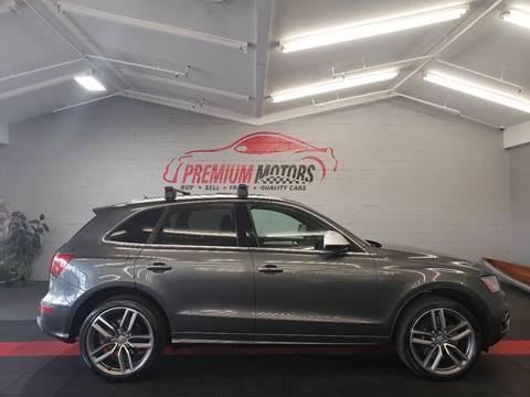 2016 Audi SQ5 for sale in Villa Park, IL