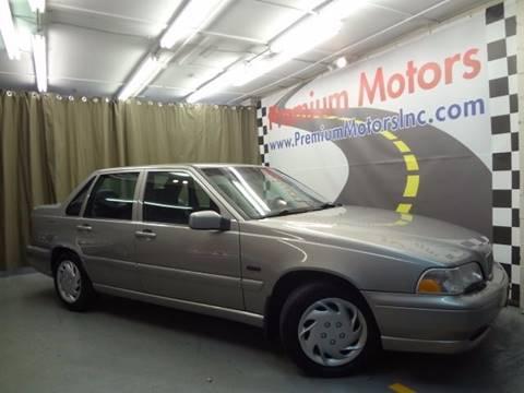 1998 Volvo S70 for sale at Premium Motors in Villa Park IL