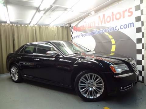 2011 Chrysler 300 for sale at Premium Motors in Villa Park IL