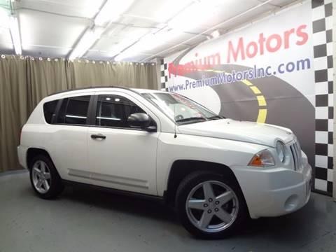 2008 Jeep Compass for sale at Premium Motors in Villa Park IL
