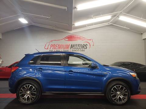 2016 Mitsubishi Outlander Sport for sale in Villa Park, IL