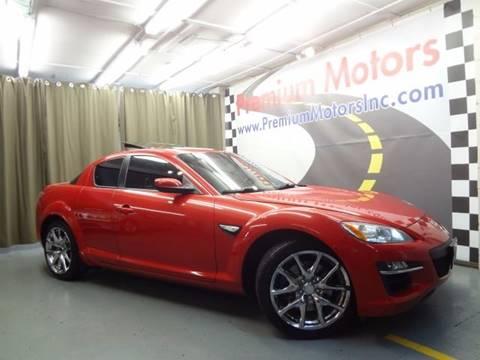 2009 Mazda RX-8 for sale at Premium Motors in Villa Park IL