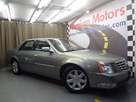 2006 Cadillac DTS for sale at Premium Motors in Villa Park IL