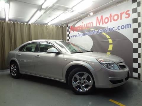 2009 Saturn Aura for sale at Premium Motors in Villa Park IL