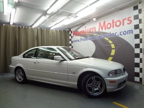 2003 BMW 3 Series for sale at Premium Motors in Villa Park IL