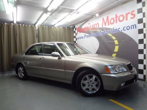 2002 Acura RL for sale at Premium Motors in Villa Park IL