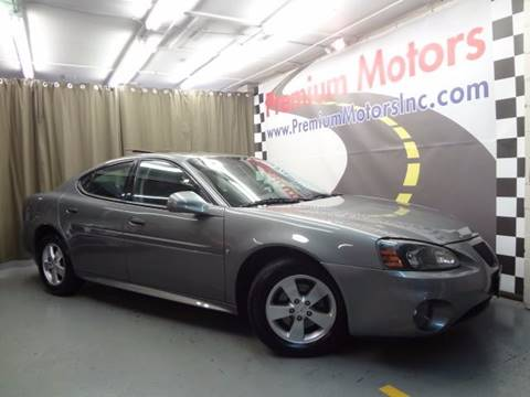 2007 Pontiac Grand Prix for sale at Premium Motors in Villa Park IL