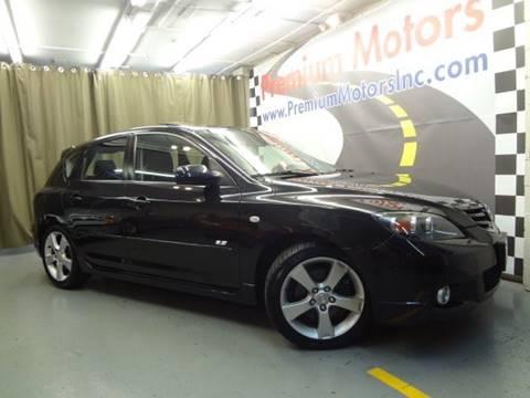 2006 Mazda MAZDA3 for sale at Premium Motors in Villa Park IL