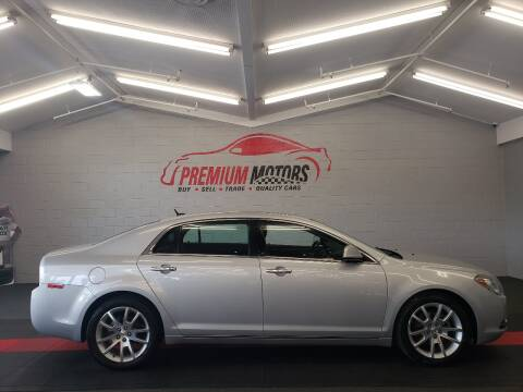 2011 Chevrolet Malibu for sale at Premium Motors in Villa Park IL