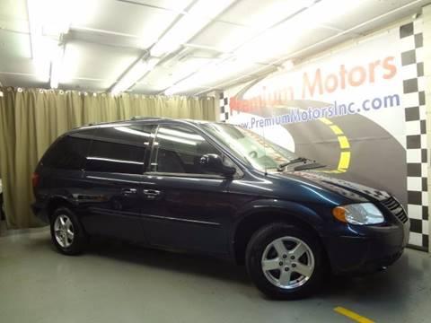 2007 Dodge Grand Caravan for sale at Premium Motors in Villa Park IL
