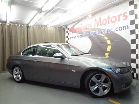 2007 BMW 3 Series for sale at Premium Motors in Villa Park IL