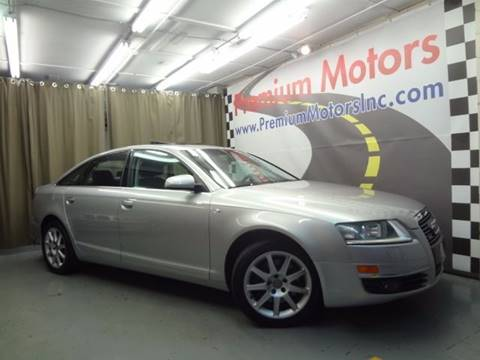 2005 Audi A6 for sale at Premium Motors in Villa Park IL