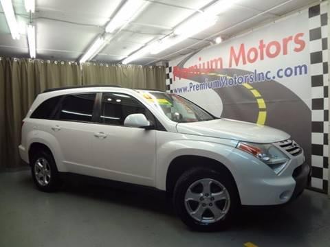 2008 Suzuki XL7 for sale at Premium Motors in Villa Park IL