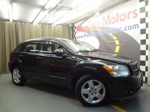 2008 Dodge Caliber for sale at Premium Motors in Villa Park IL