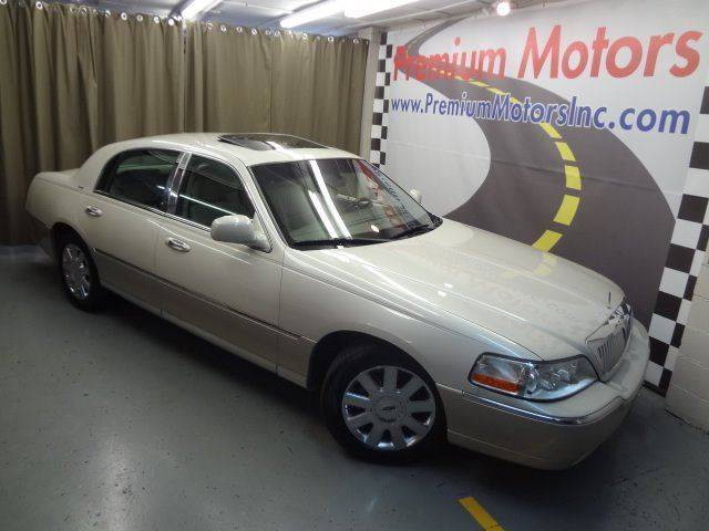 2004 Lincoln Town Car Ultimate 4dr Sedan In Villa Park Il Premium