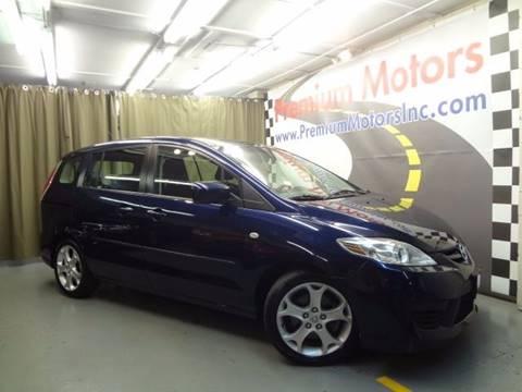 2008 Mazda MAZDA5 for sale at Premium Motors in Villa Park IL