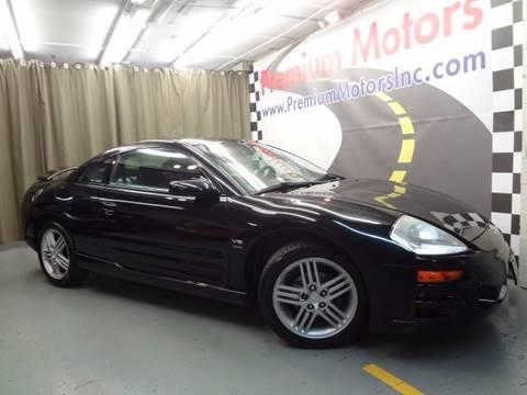 2003 Mitsubishi Eclipse for sale at Premium Motors in Villa Park IL