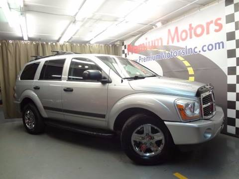 2006 Dodge Durango for sale at Premium Motors in Villa Park IL