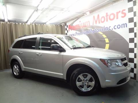 2009 Dodge Journey for sale at Premium Motors in Villa Park IL