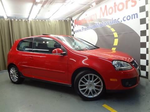 2006 Volkswagen GTI for sale at Premium Motors in Villa Park IL