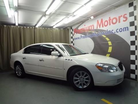 2007 Buick Lucerne for sale at Premium Motors in Villa Park IL