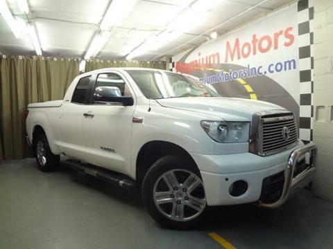 2008 Toyota Tundra for sale at Premium Motors in Villa Park IL