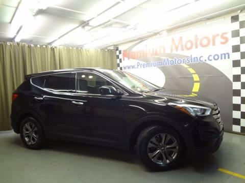 2015 Hyundai Santa Fe Sport for sale at Premium Motors in Villa Park IL