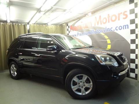 2008 GMC Acadia for sale at Premium Motors in Villa Park IL