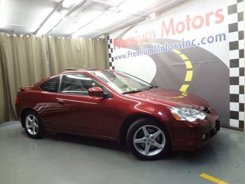 2003 Acura RSX for sale at Premium Motors in Villa Park IL