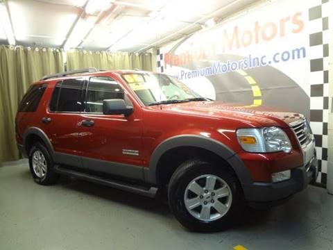 2006 Ford Explorer for sale at Premium Motors in Villa Park IL