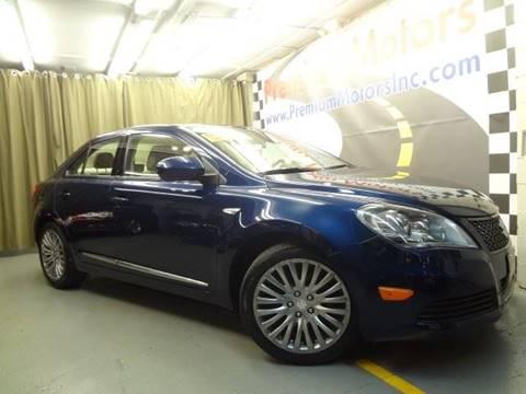 2012 Suzuki Kizashi for sale at Premium Motors in Villa Park IL