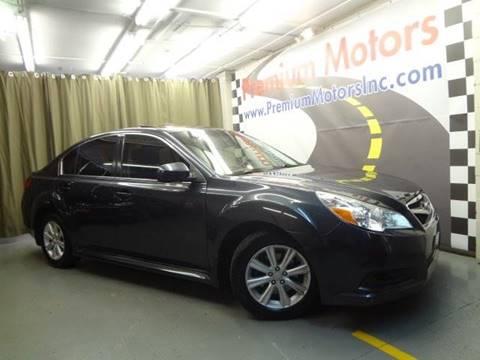 2011 Subaru Legacy for sale in Villa Park, IL