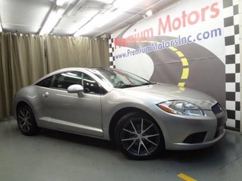 2012 Mitsubishi Eclipse for sale at Premium Motors in Villa Park IL