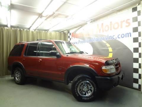 2000 Ford Explorer for sale at Premium Motors in Villa Park IL